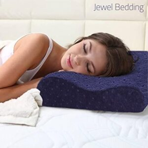 Unityj Uk Bedding Jewelbedding Pillow Blue 02