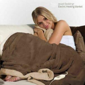 Unityj Uk Bedding Jewel Bedding Electric Heating Blanket 03