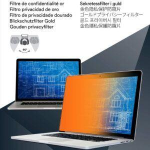 UnityJ UK 3M Filters Gold Mackbook Privacy 48