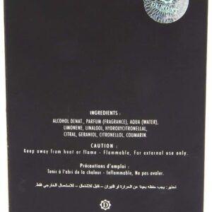 UnityJ UK Beauty Nitro Black Pour Homme Eau De Parfum 100ml 4 14