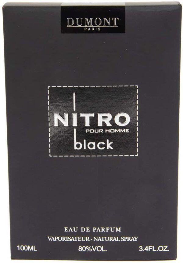 UnityJ UK Beauty Nitro Black Pour Homme Eau De Parfum 100ml 5 13