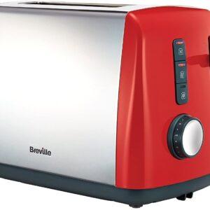 UnityJ UK Kitchen Appliances Breville VTT757 Red 14