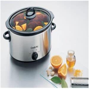 UnityJ UK Kitchen Appliances Crock Pot 37401BC Slow Cooker 1 20
