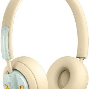 UnityJ UK Uncategorized Jam Out There Headphones Cream Sode 5444