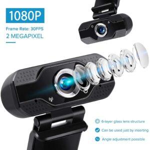 UnityJ UK Uncategorized Webcam HD 1080p Z08 6 5457