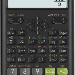 UnityJ UK Education Casio FX 87DEPLUS 2 Scientific Calculator 07
