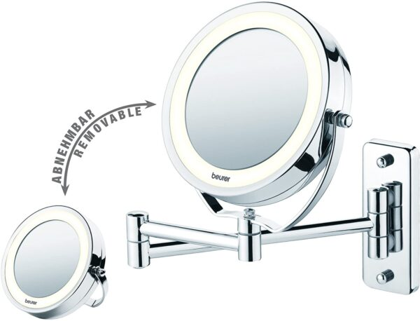 UnityJ UK Personal Care Beurer BS59 Illuminated Mirror 5 16