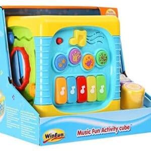 UnityJ UK Toys Winfun 0741 NL Richmond Toys Music Fun 1 20