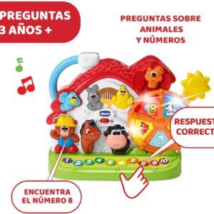 UnityJ UK Toys Chicco Bilingual Farm Activity Centre 5 08