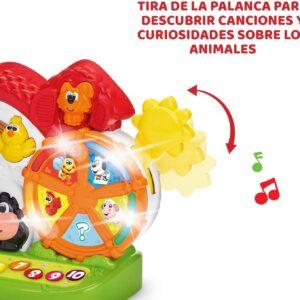 UnityJ UK Toys Chicco Bilingual Farm Activity Centre 6 07