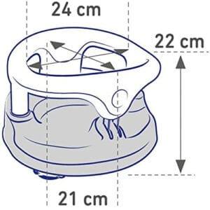 UnityJ UK Baby Rotho Babydesign Bath Seat 11 20
