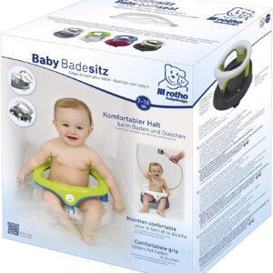 UnityJ UK Baby Rotho Babydesign Bath Seat 7 22