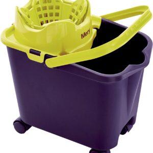 UnityJ UK Household Mery Mop Bucket Violet 04