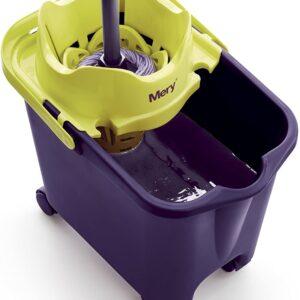 UnityJ UK Household Mery Mop Bucket Violet 1 03